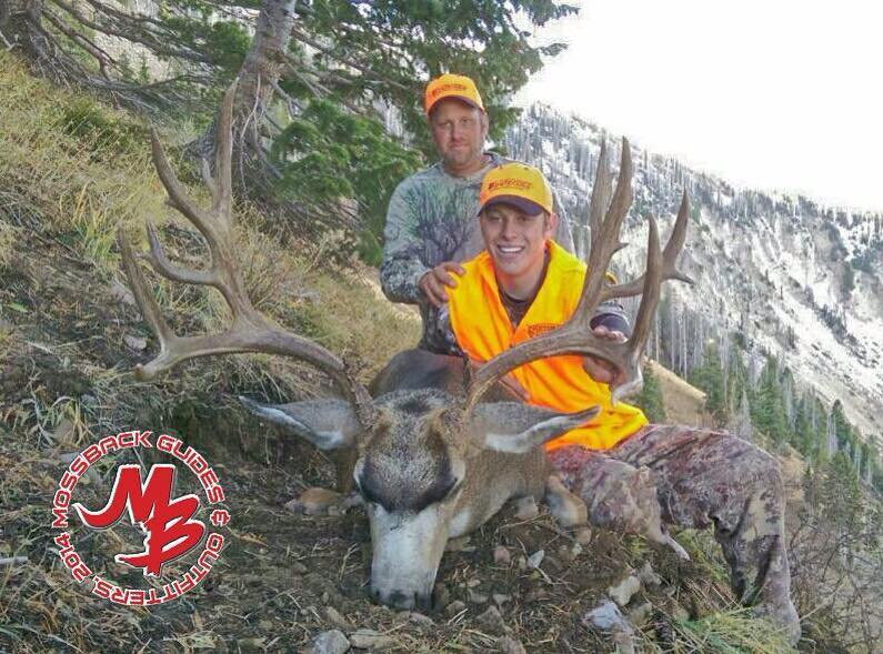 "Tanner Hamblin Utah General Season Giant 220""  Mossback Outfitters www.mossback.com  (877) 682-2079"